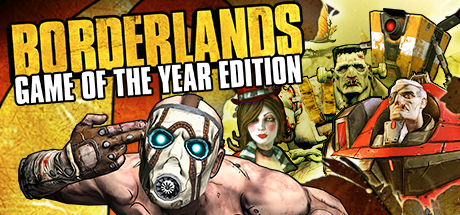 Borderlands Game of the Year Cover Image