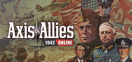 Axis & Allies 1942 Online Cover Image