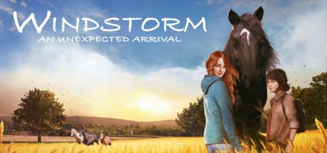 Windstorm / Ostwind - Ari's Arrival Cover Image