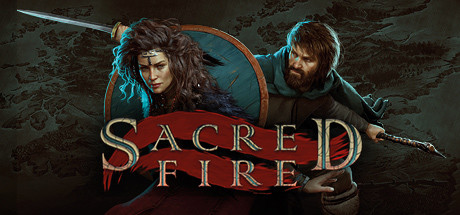 Sacred Fire A Role Playing Game Capa