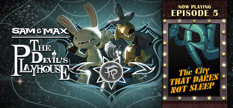 Sam & Max: The Devil's Playhouse  Cover Image