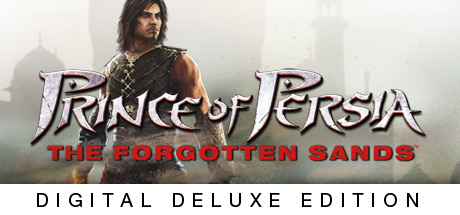 Prince of Persia: The Forgotten Sands™ Digital Deluxe Edition Cover Image