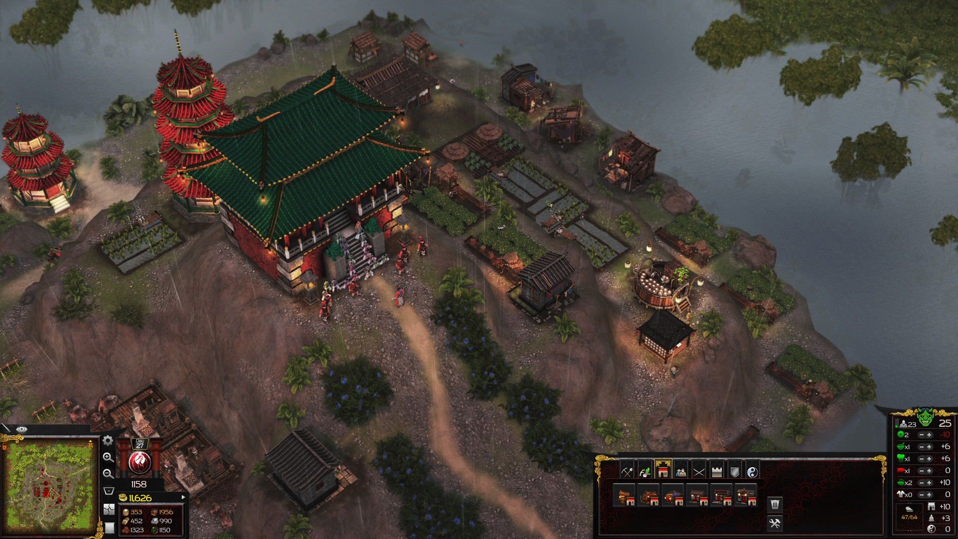 Stronghold: Warlords [RePack] [2021 Rus Eng Multi15]
