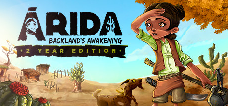 Teaser for ARIDA: Backland's Awakening