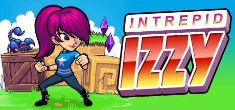 Intrepid Izzy Cover Image