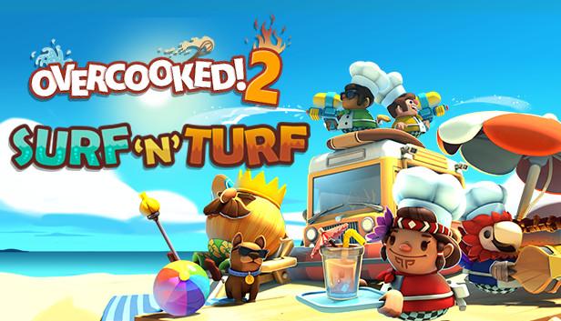 Overcooked! 2 - Surf 'n' Turf on Steam