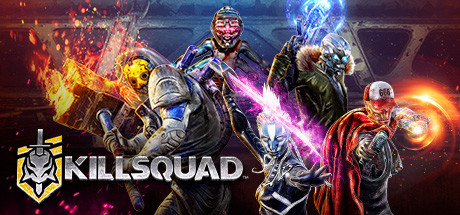 Now Available on Steam - Killsquad, 20% off!