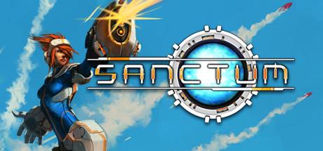 Sanctum Cover Image