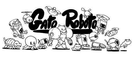 Gato Roboto Cover Image