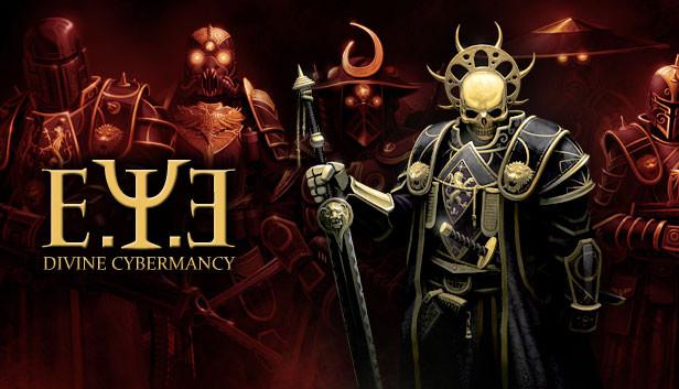 E.Y.E: Divine Cybermancy no Steam