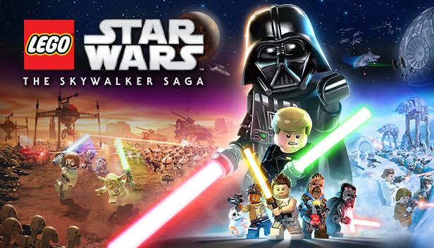 LEGO® Star Wars™: The Skywalker Saga Steam'de