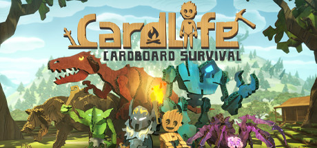 CardLife: Creative Survival Cover Image