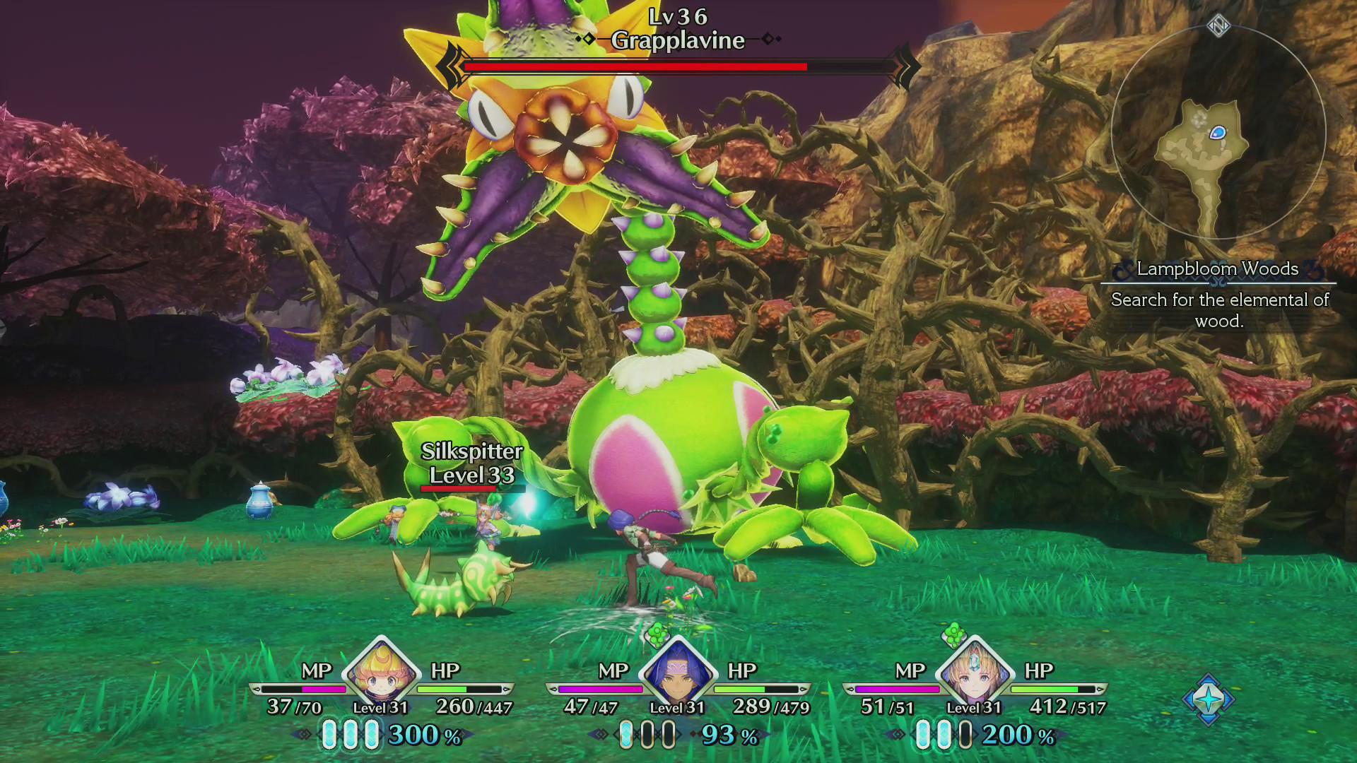 Trials of Mana Screenshot 1