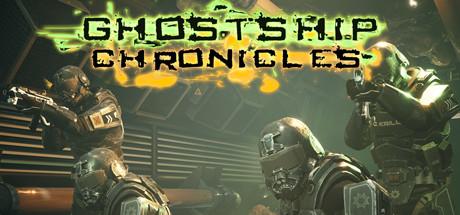Ghostship Chronicles Capa