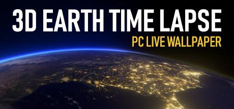 3d Earth Time Lapse Pc Live Wallpaper Sur Steam