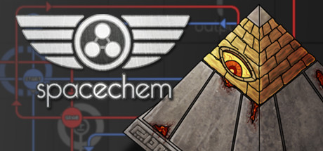 SpaceChem Cover Image
