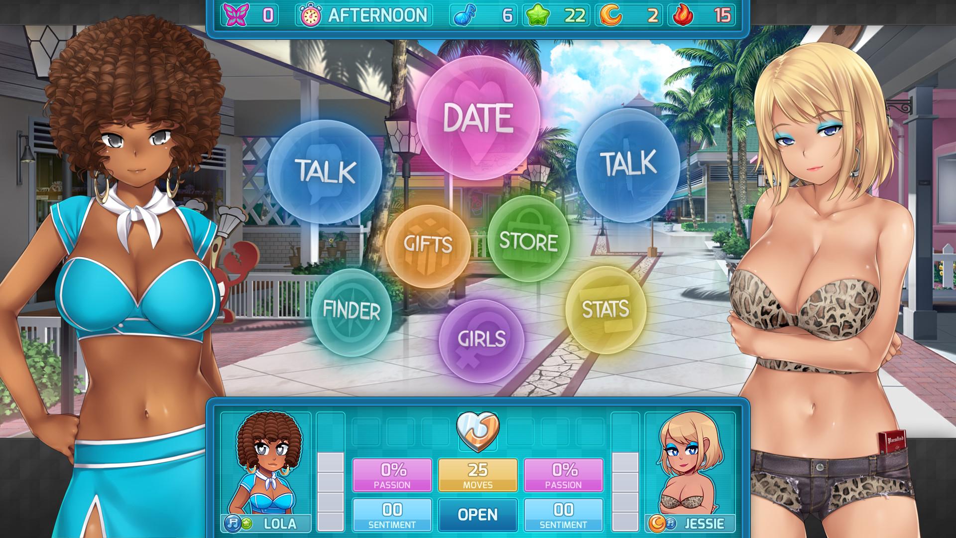 HuniePop 2 Double Date Free Download