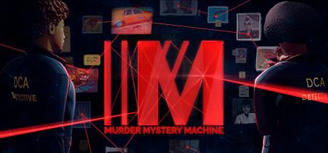 Murder Mystery Machine [PT-BR] Capa