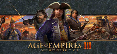 Age of Empires III Definitive Edition [PT-BR] Capa
