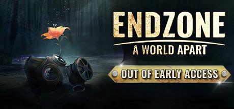 Endzone  A World Apart [PT-BR] Capa