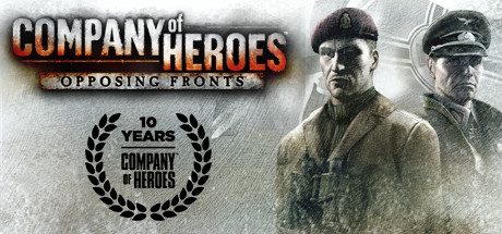 header - Company of Heroes: Opposing Fronts on Steam