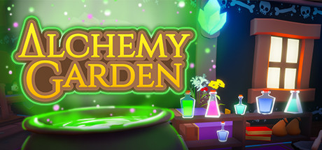 Teaser for Alchemy Garden