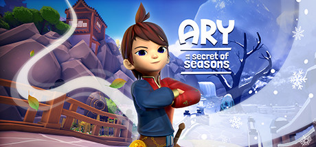 Ary and the Secret of Seasons Cover Image