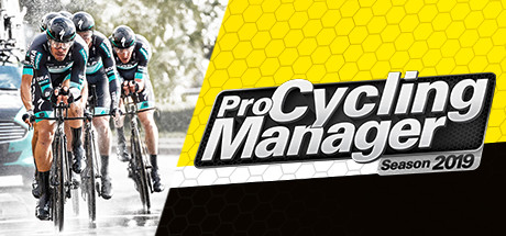 Pro Cycling Manager 2019 Cover Image