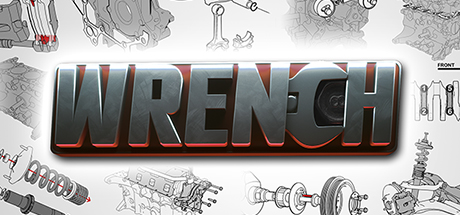 Wrench Cover Image