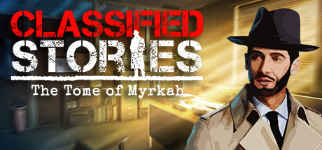 Classified Stories The Tome of Myrkah Capa