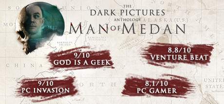 The Dark Pictures Anthology: Man of Medan Cover Image