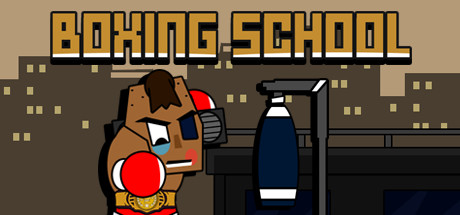 Boxing School Cover Image