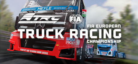 Teaser for FIA European Truck Racing Championship
