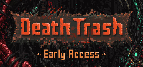 Death Trash Capa