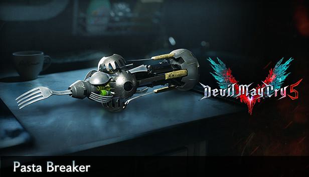 Devil May Cry 5 - Pasta Breaker в Steam