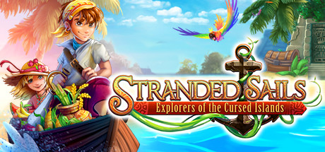 Stranded Sails - Explorers of the Cursed Islands Cover Image