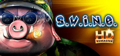S.W.I.N.E. HD Remaster Cover Image