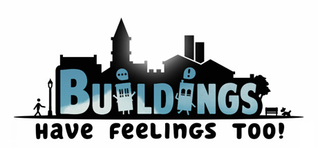 Buildings Have Feelings Too! Cover Image