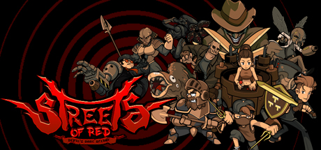 Streets of Red : Devil's Dare Deluxe