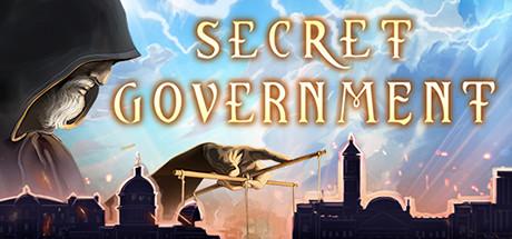 Secret Government Capa