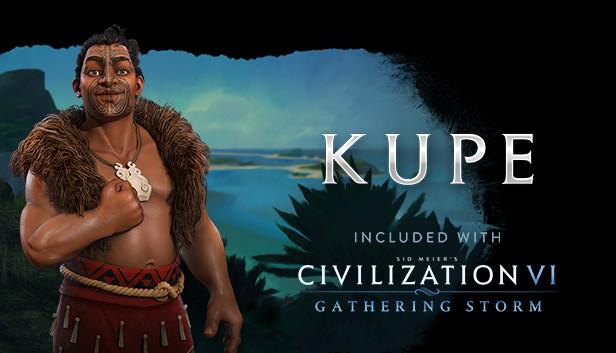 Civ 6 expansion gathering storm