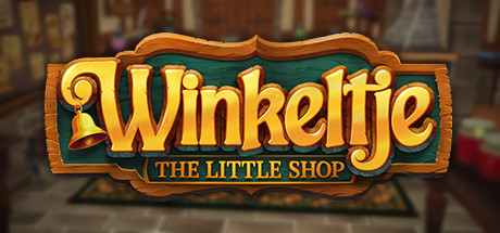 Winkeltje: The Little Shop Cover Image