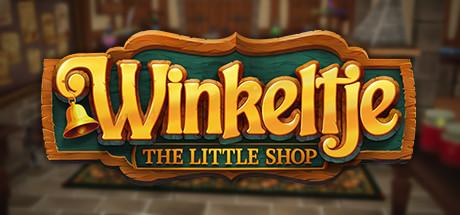 Winkeltje: The Little Shop Cover Image
