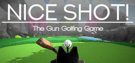Nice Shot! The Gun Golfing Game Cover Image