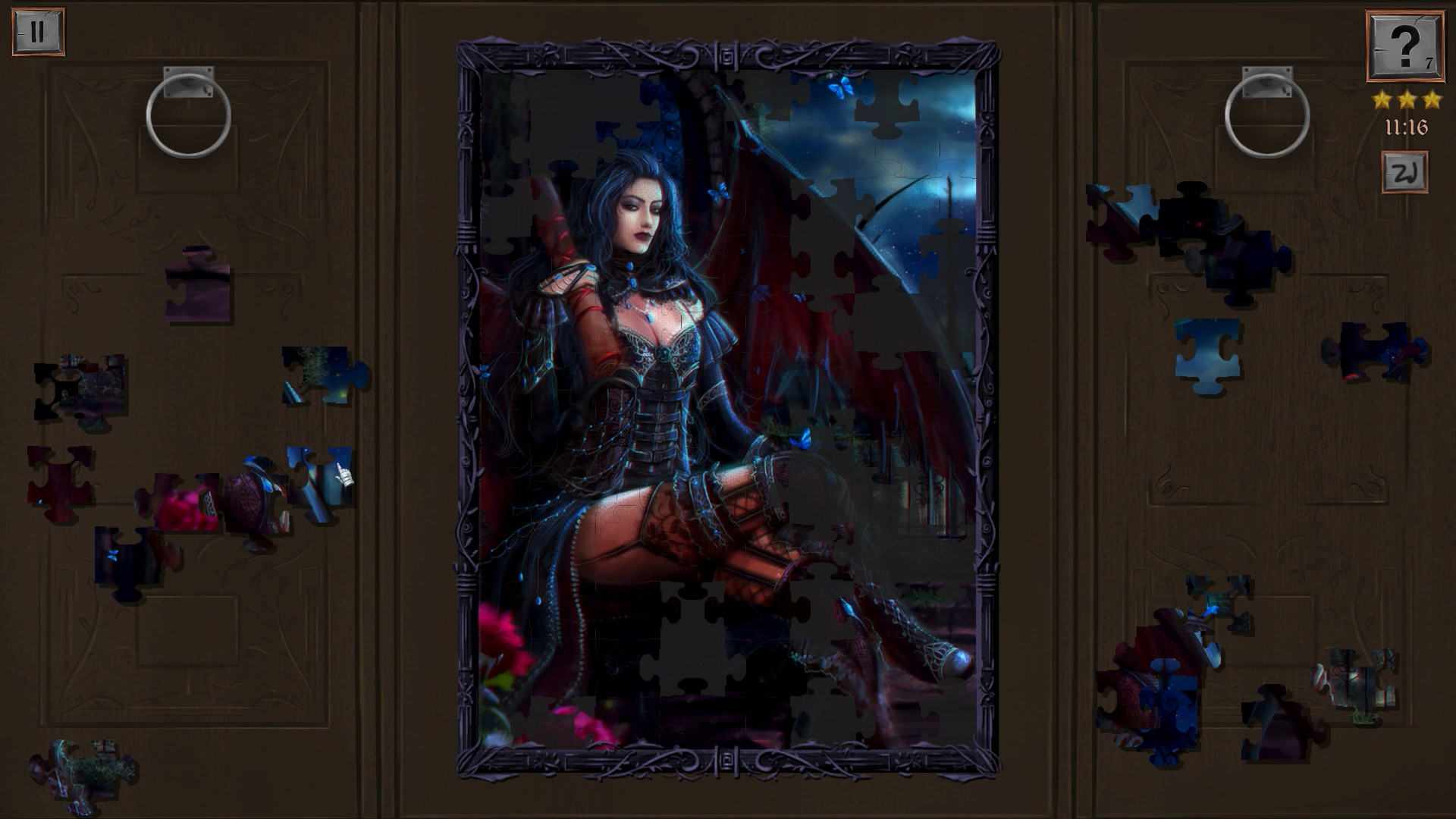 Jigsaw puzzles free online daily fantasy