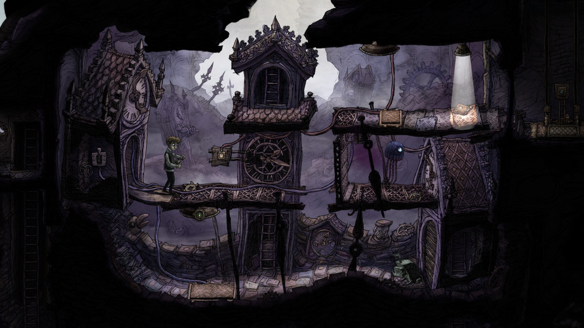 Creaks Collector's Edition screenshot 1