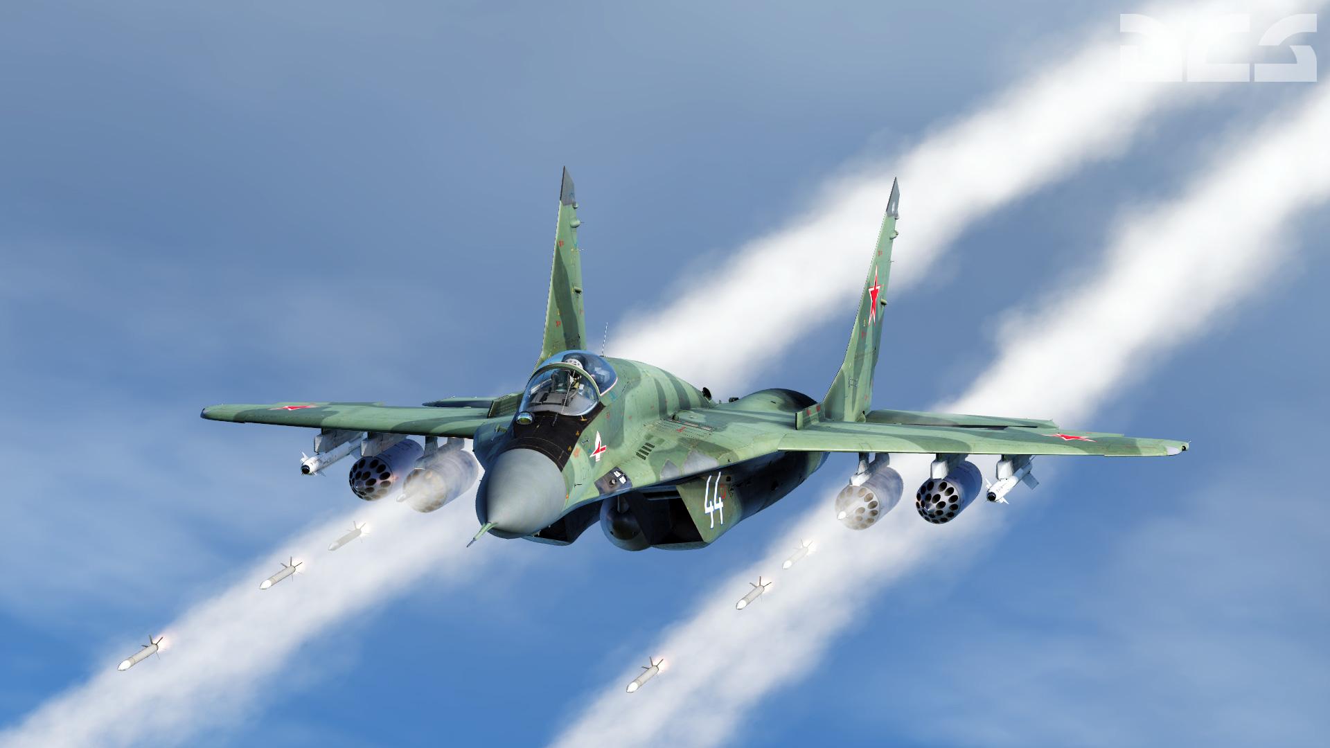 Обои Миг-29а, многоцелевой, истребитель, fulcrum. Авиация foto 18