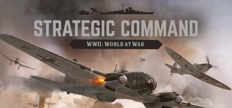 Strategic Command WWII: World at War Cover Image