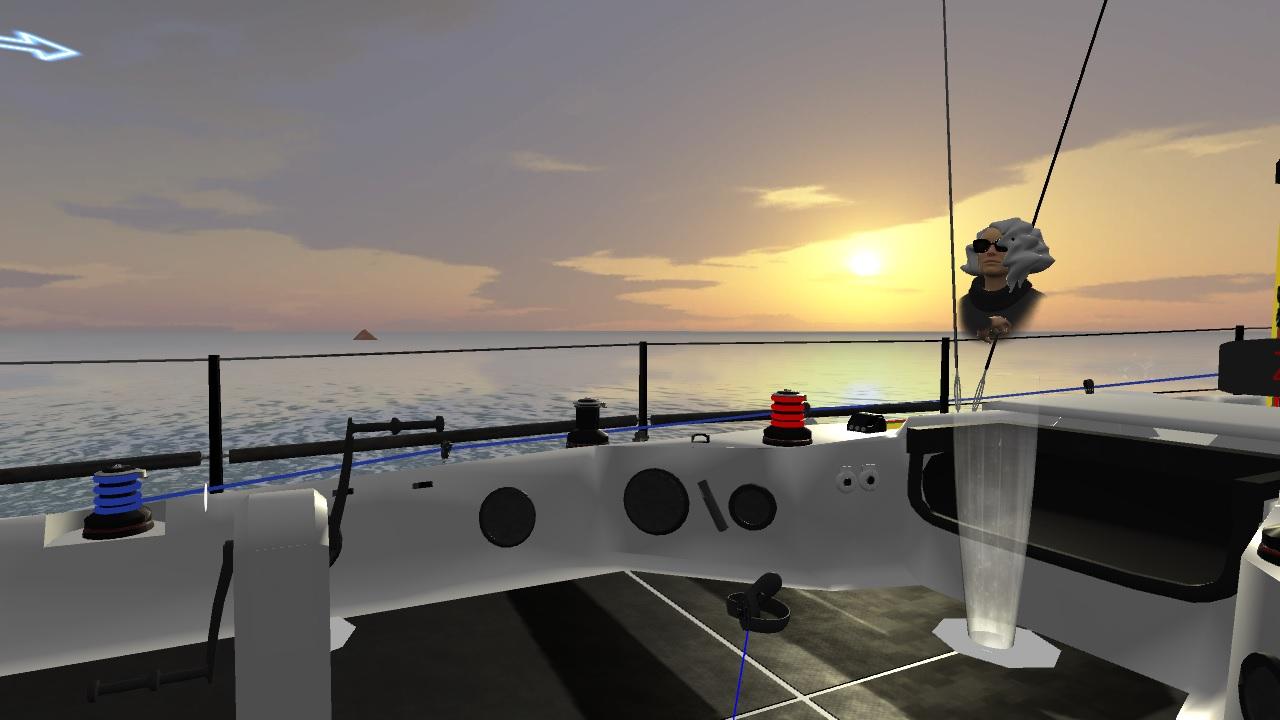 Oculus Quest 游戏《Big Breezy Boat》帆船模拟2插图(3)