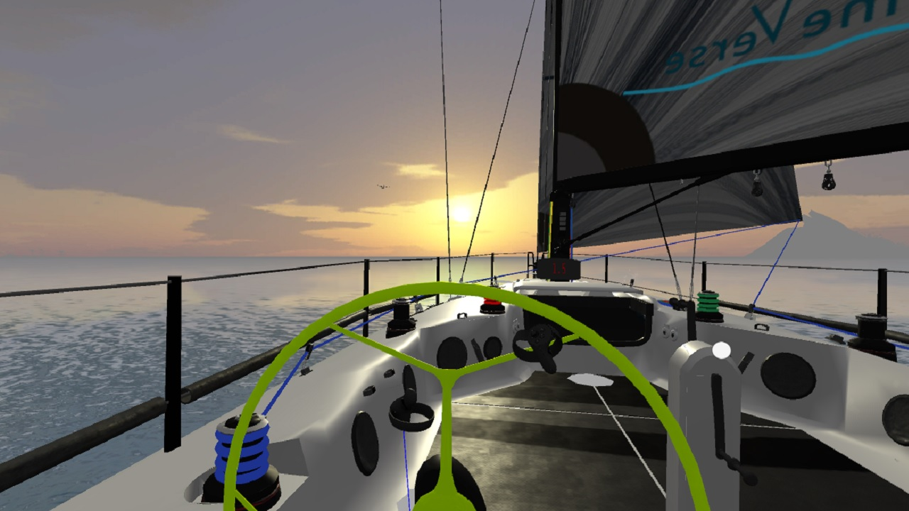 Oculus Quest 游戏《Big Breezy Boat》帆船模拟2插图(1)